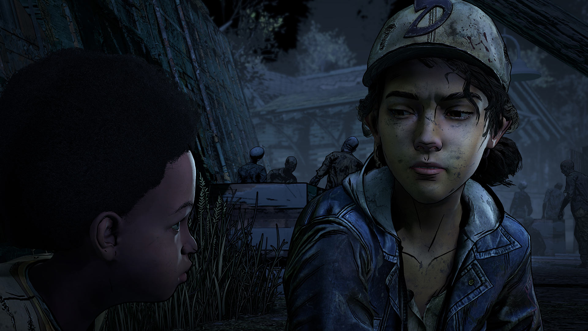 There are no plans for a new season of The Walking Dead game, Skybound says screenshot