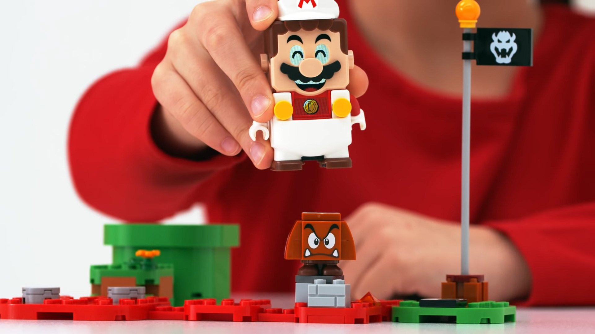 LEGO Super Mario gets the ball rolling with four Power-Up Packs screenshot