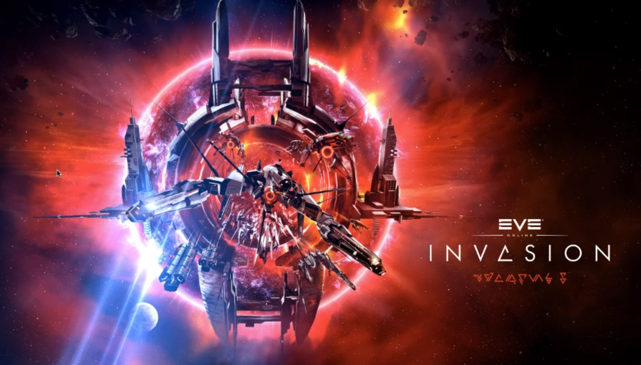 EVE Online's massive Triglavian Invasion storyline comes to a close soon screenshot