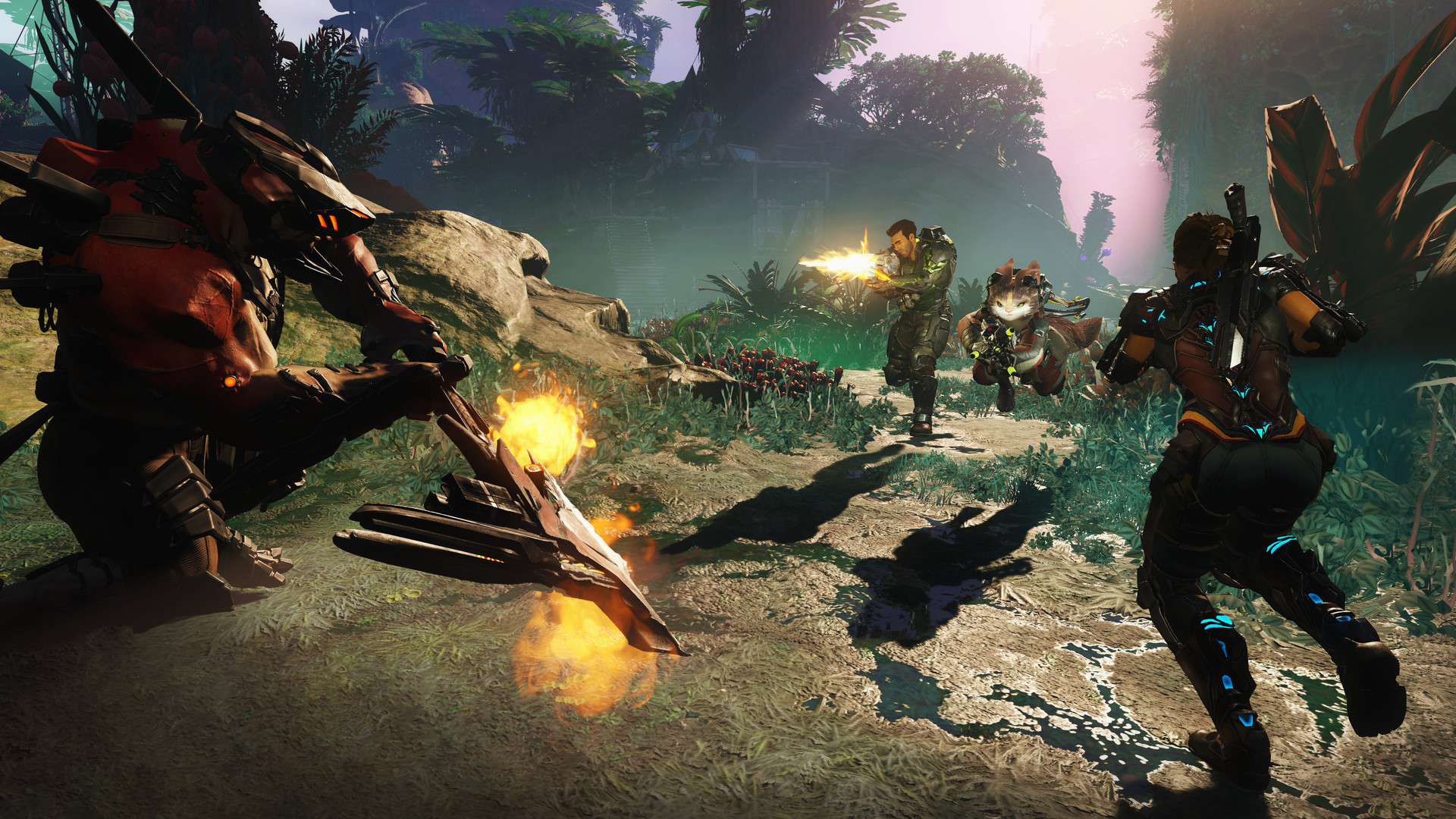 Crucible, Amazon's new shooter, has a ton of charm but needs more work screenshot