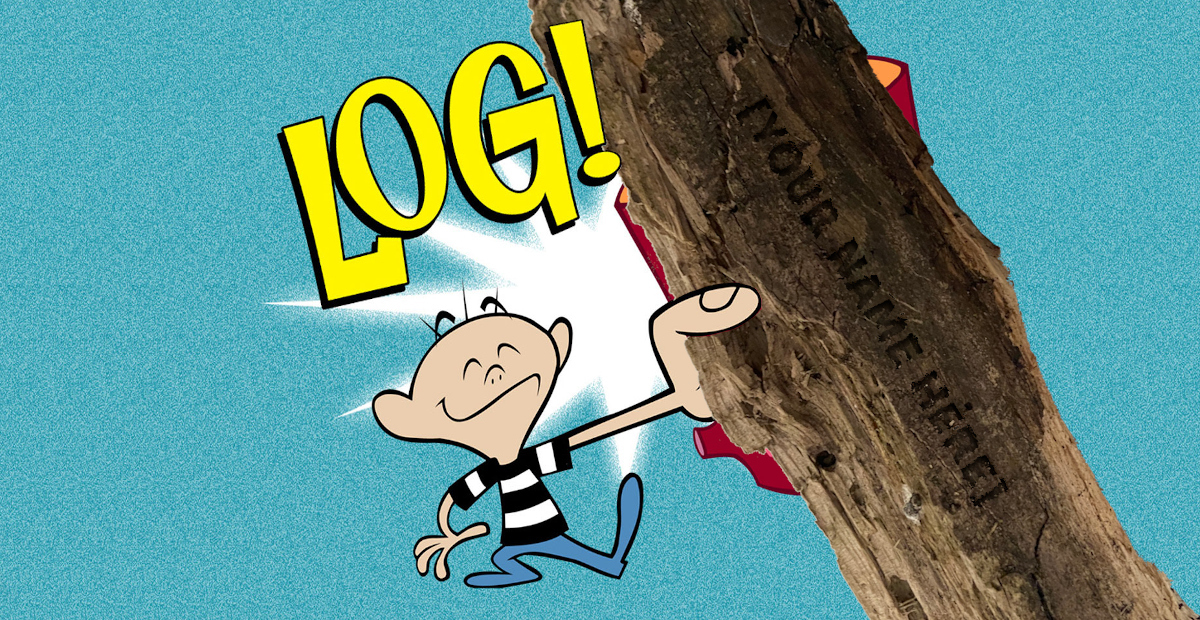 Contest: This log has your name on it - literally - and a Steam key for Log Jammers screenshot