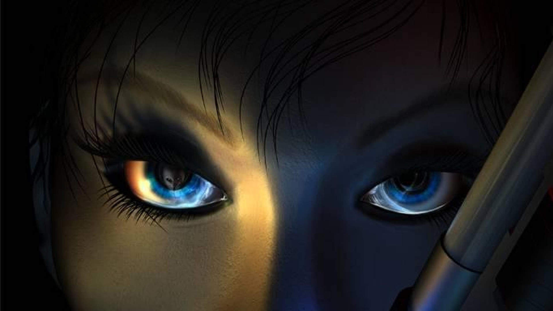 Did you know Perfect Dark's Joanna Dark is a Joan of Arc pun? screenshot