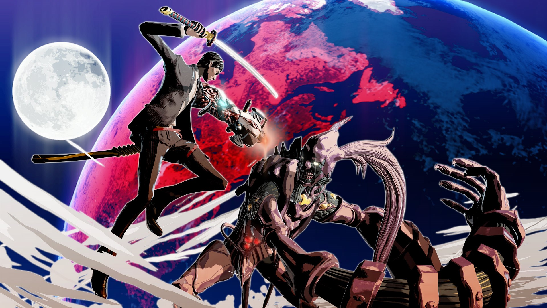 Suda51 wants to see a lot more of his games come to Switch screenshot