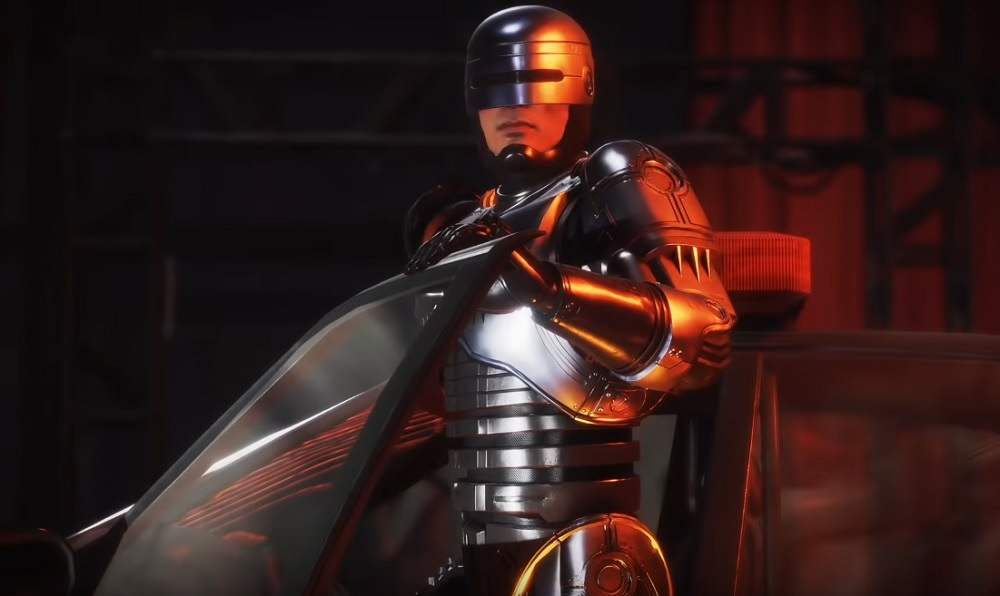 RoboCop wants you to stay out of trouble in Mortal Kombat: Aftermath screenshot