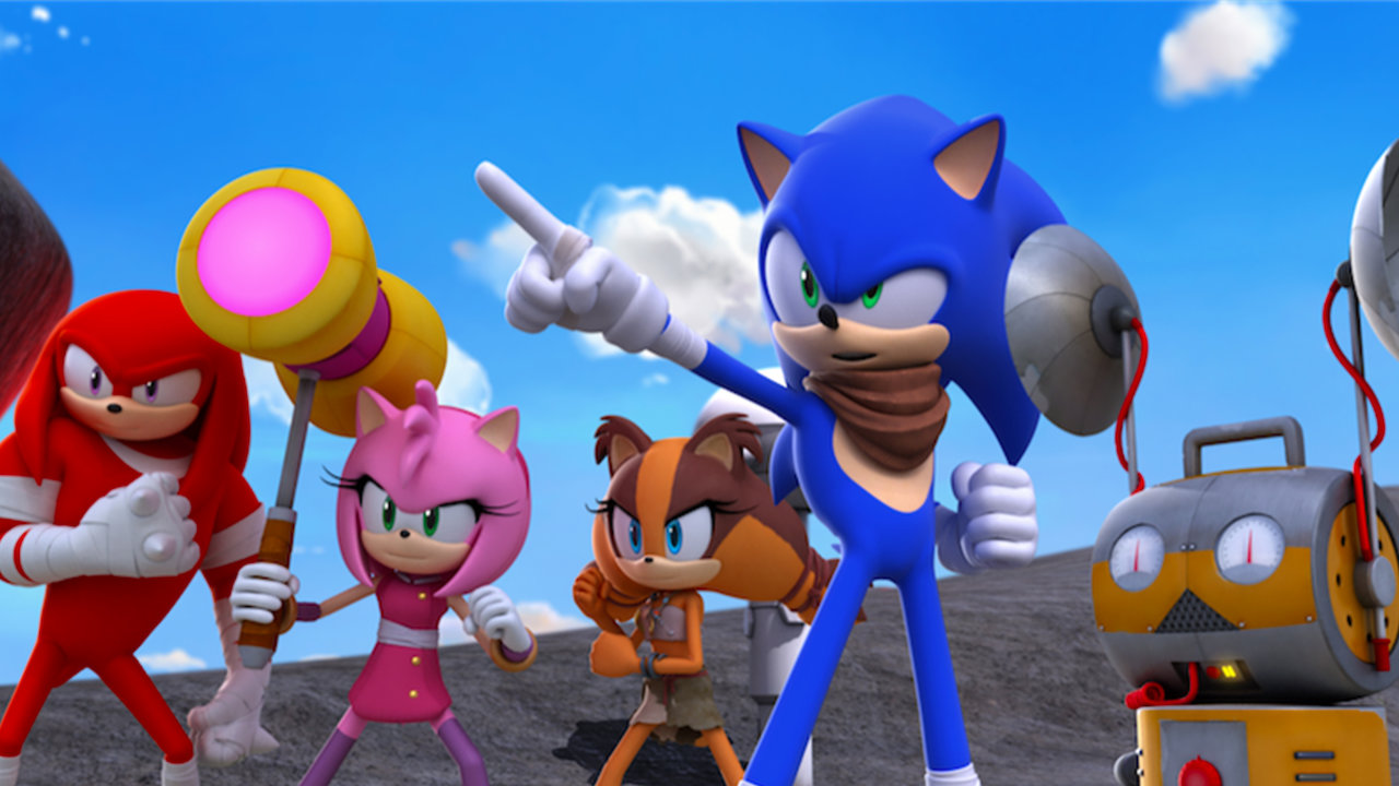 Sonic Boom is done, according to show's producer screenshot