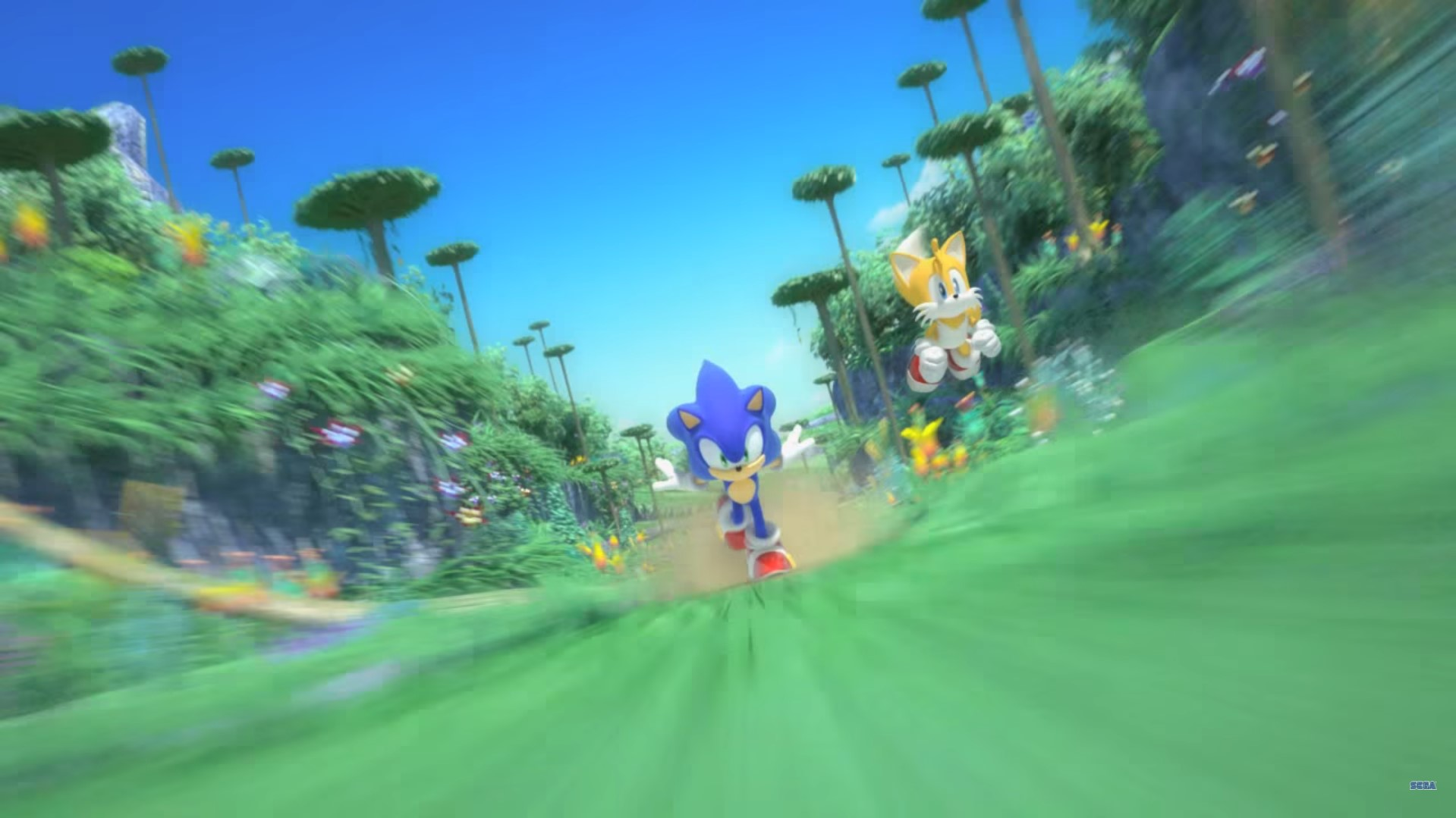 Sega says that the new Sonic reveal is going to take a bit longer screenshot