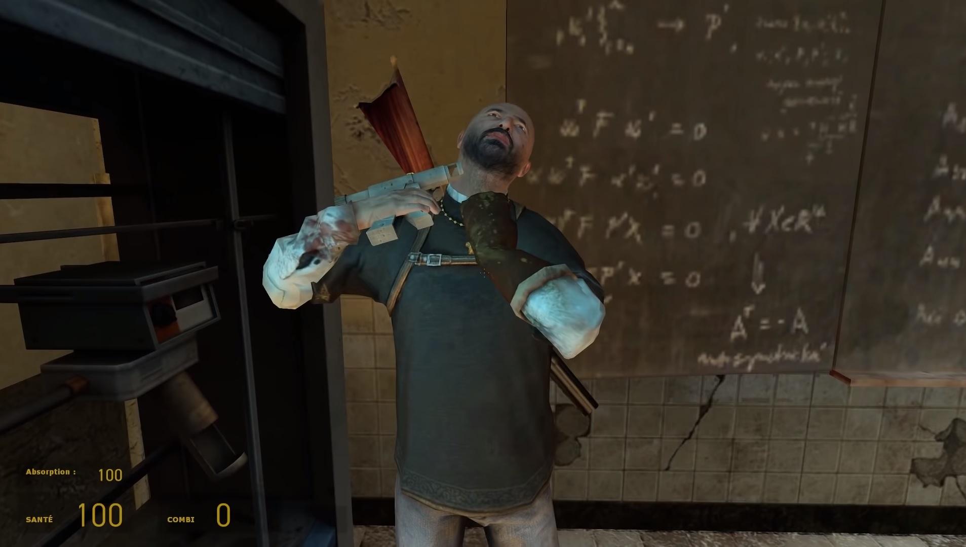 Arkane's canceled Half-Life game didn't star Gordon Freeman screenshot