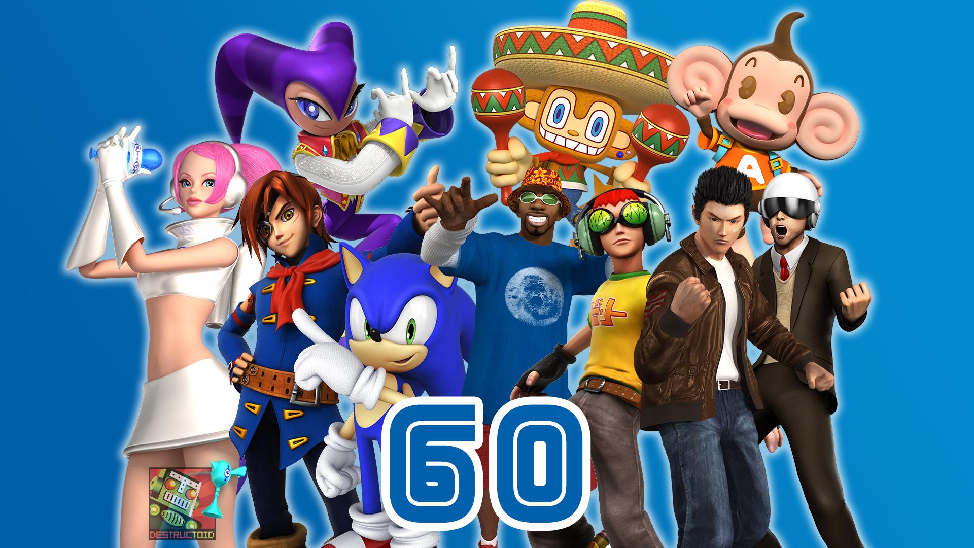 Sega is turning 60 so let's name our favorite Sega games screenshot