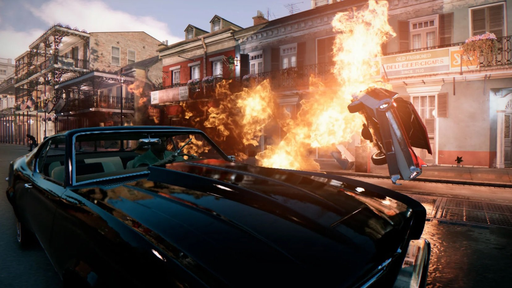 Mafia III: Definitive Edition somehow forgot to support PS4 Pro and Xbox One X enhancements screenshot