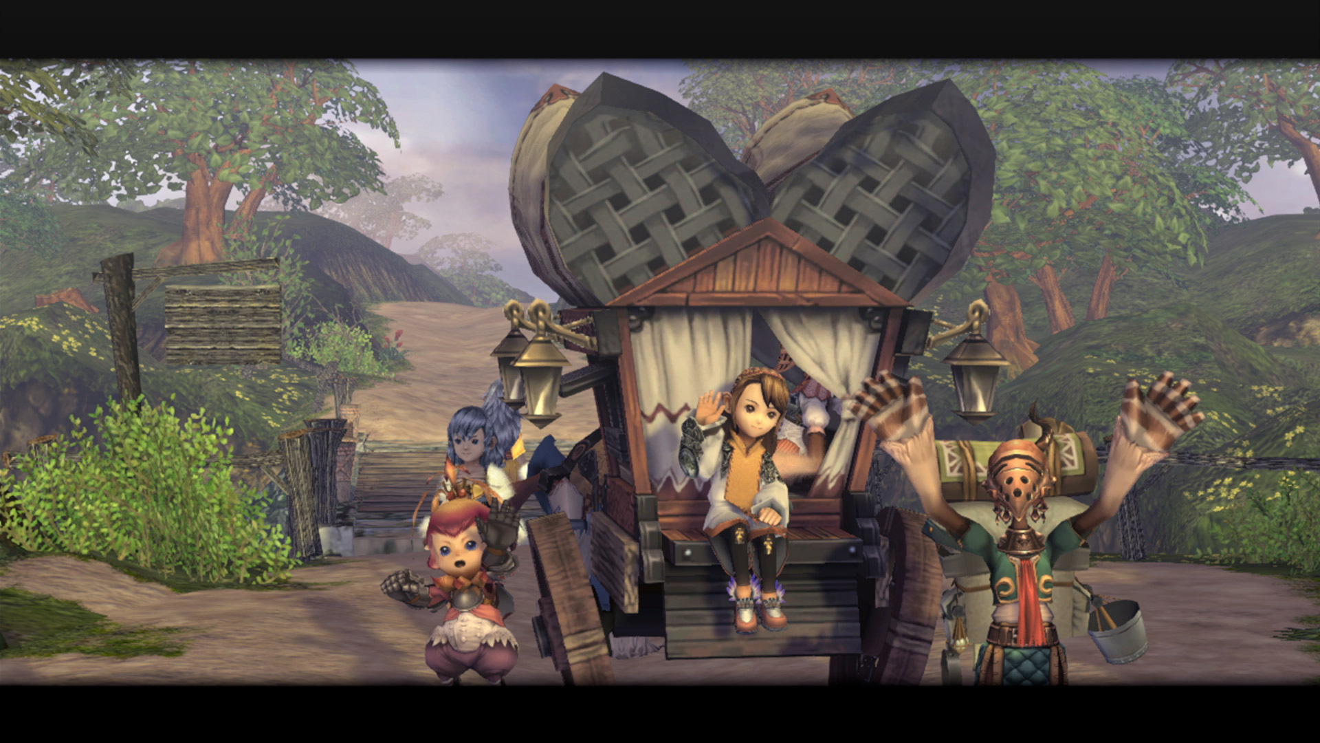 Final Fantasy Crystal Chronicles Remastered Edition releases digitally on August 27 screenshot