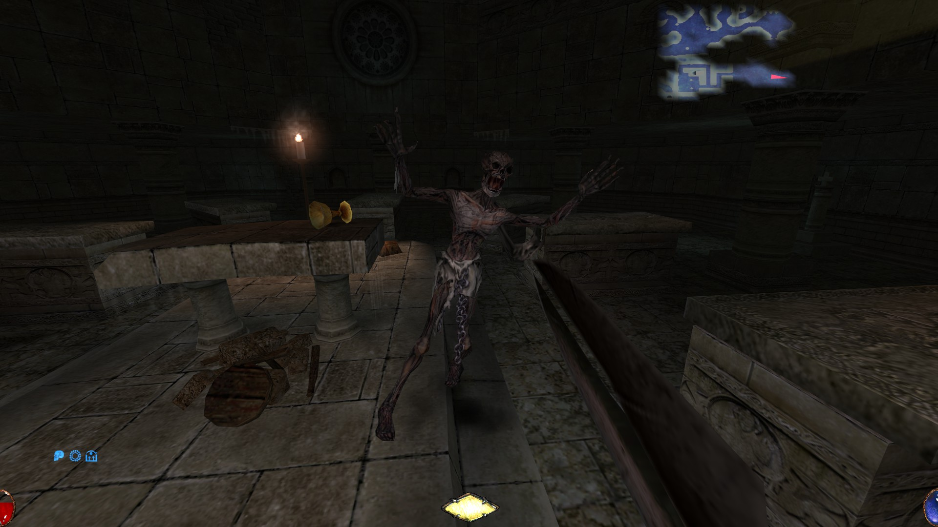 Arkane's Arx Fatalis is free right now screenshot