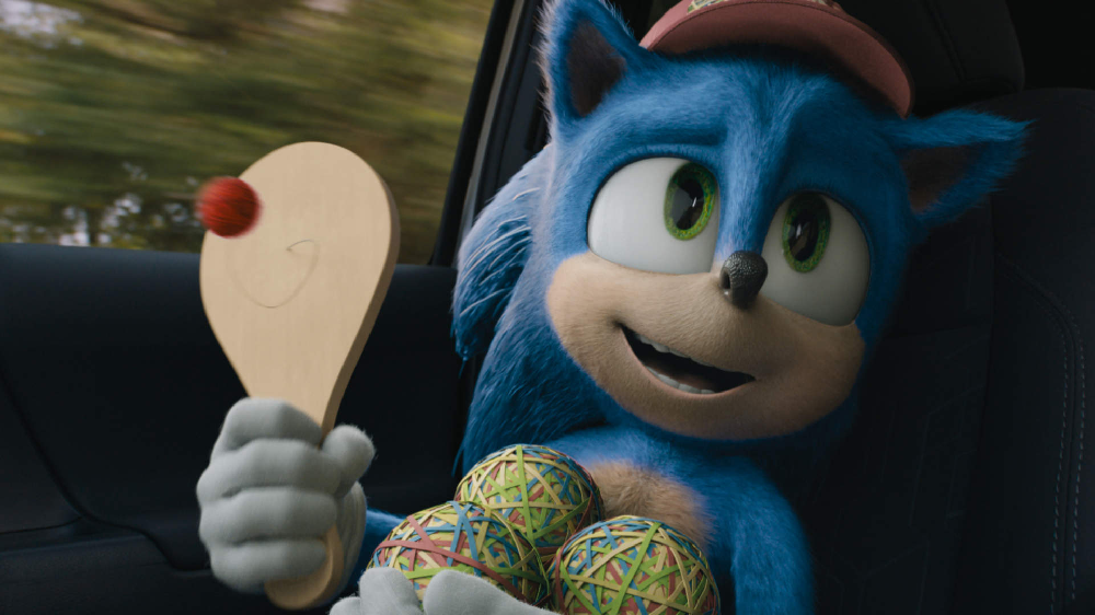 Sonic the Hedgehog movie sequel confirmed by Paramount screenshot