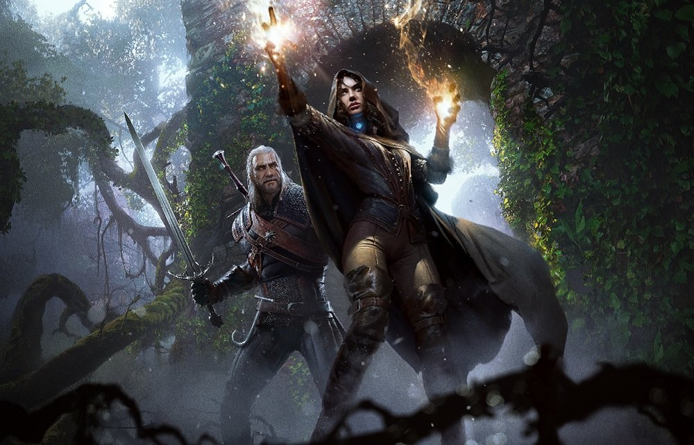 Who is your favourite character in The Witcher? screenshot