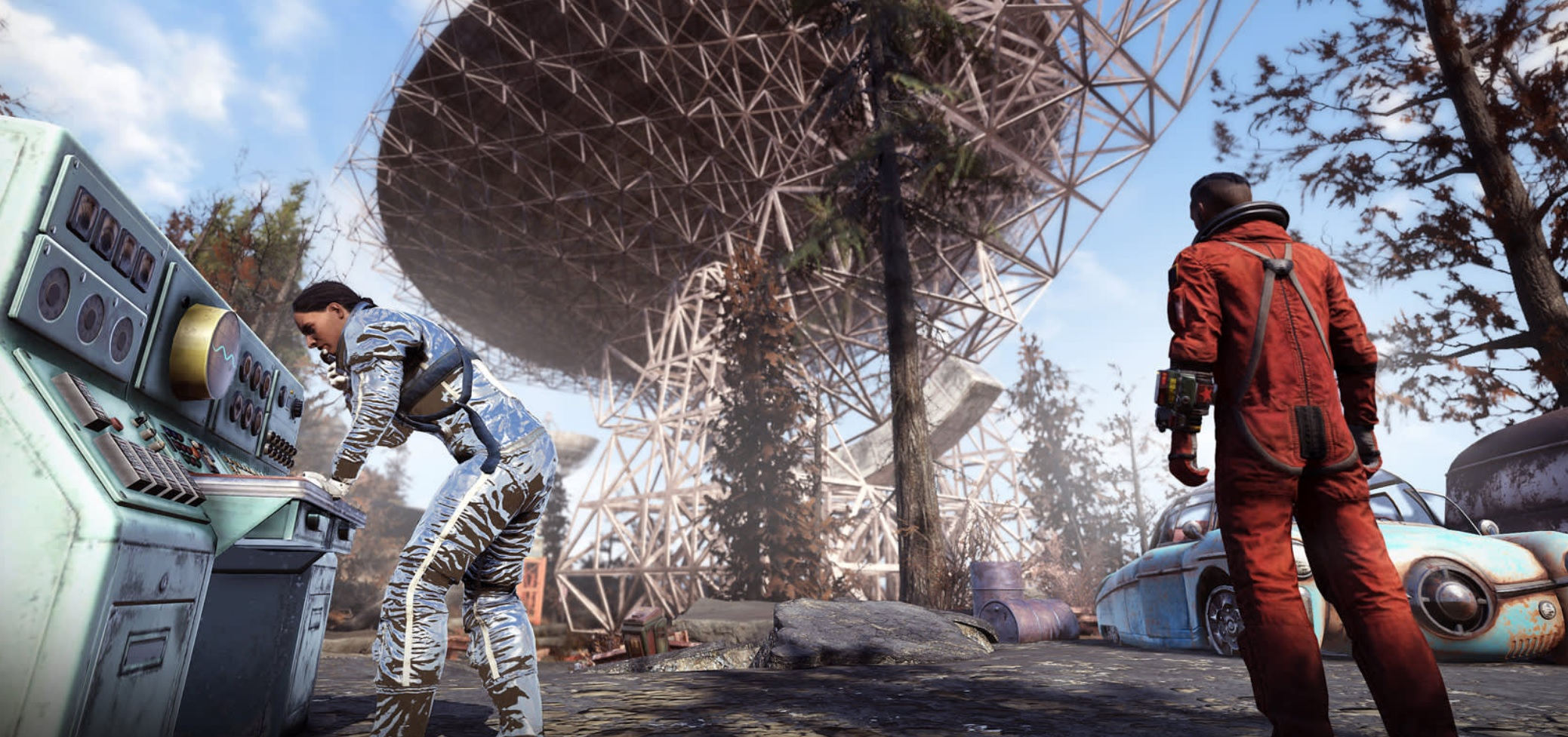 Fallout 76 is opening up access to its private test servers (PTS) screenshot