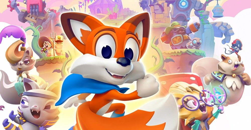 New Super Lucky's Tale coming to PS4 and Xbox One this summer, PQube to reveal new IP 'soon' screenshot