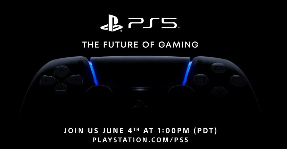 PS5: The Future of Gaming presentation will take place June 4 screenshot