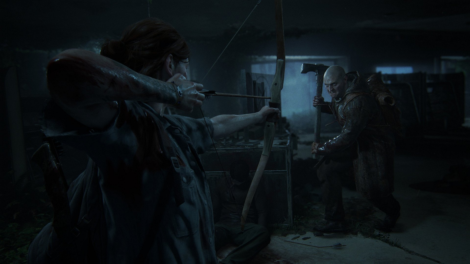 The Last of Us Part II is gonna murder your PS4's free hard drive space