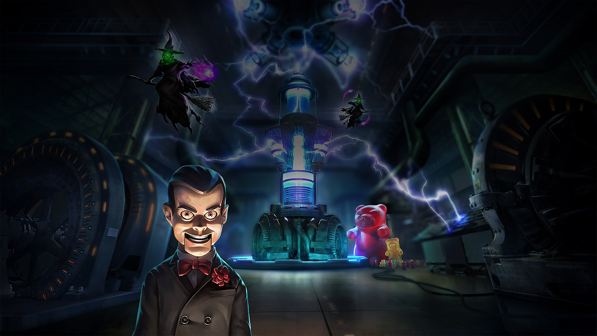 A new Goosebumps game is coming this summer screenshot