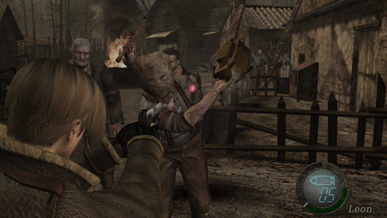 Resident Evil 4 is finally down to $15 on the Nintendo Switch eShop screenshot