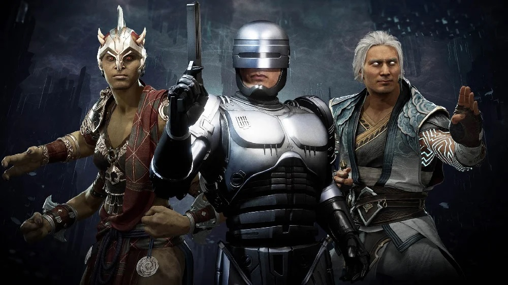 Mortal Kombat: Aftermath characters might be released individually later this month screenshot