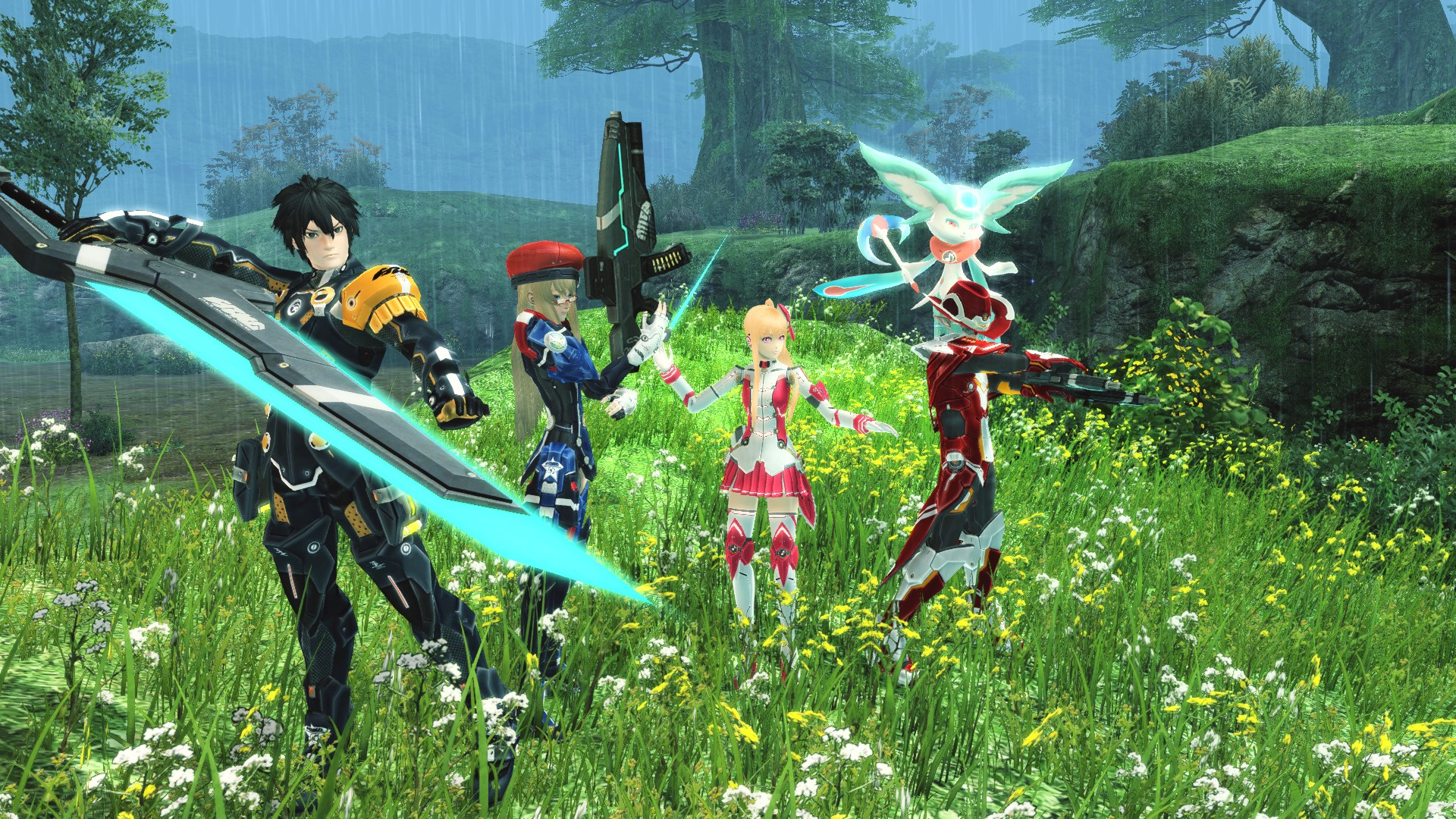 Phantasy Star Online 2 is having a rough PC launch, here's some helpful tips screenshot