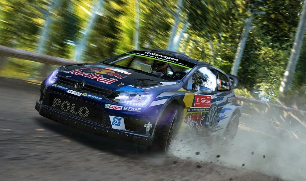 Codemasters secures World Rally Championship licence screenshot