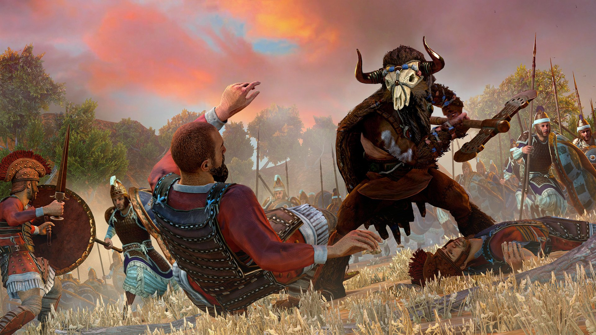 Total War Saga: Troy will be free at launch, but only if claimed in the first 24 hours screenshot