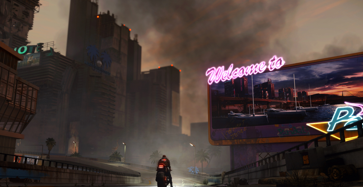 Cyberpunk 2077 event pushed back two weeks in light of protests screenshot
