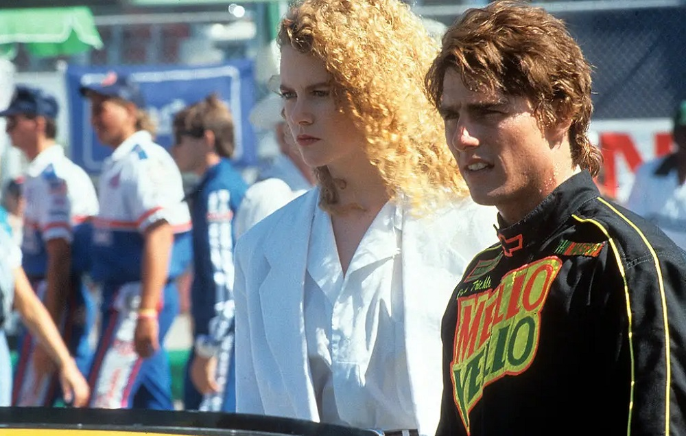 Unreleased Days of Thunder NES game recovered after 30 years screenshot