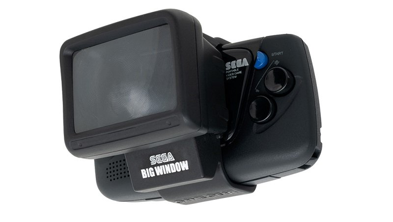 Sega Teases a Game Gear Micro Reveal