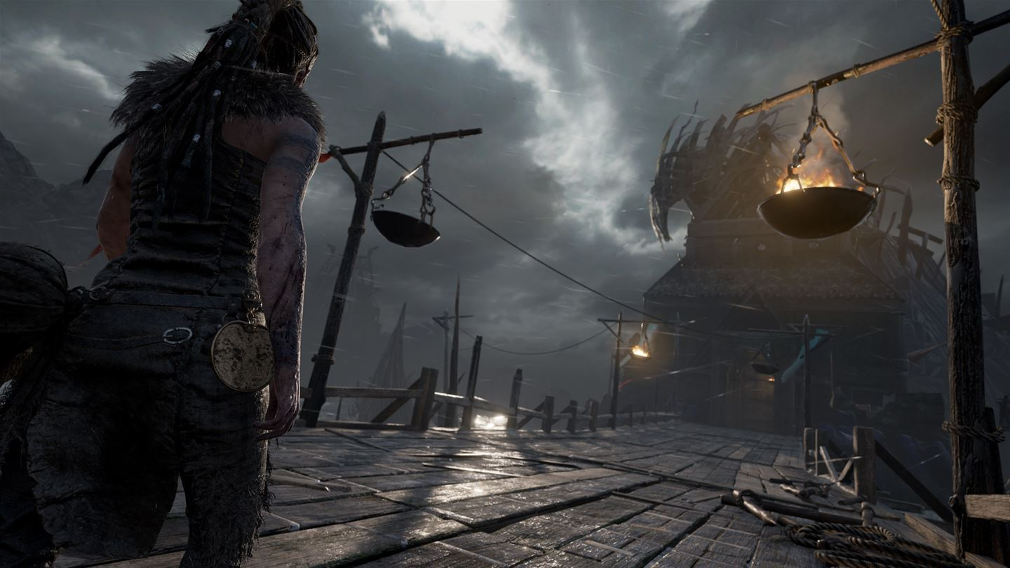 June's choice Humble Choice games include Hellblade and The Messenger screenshot