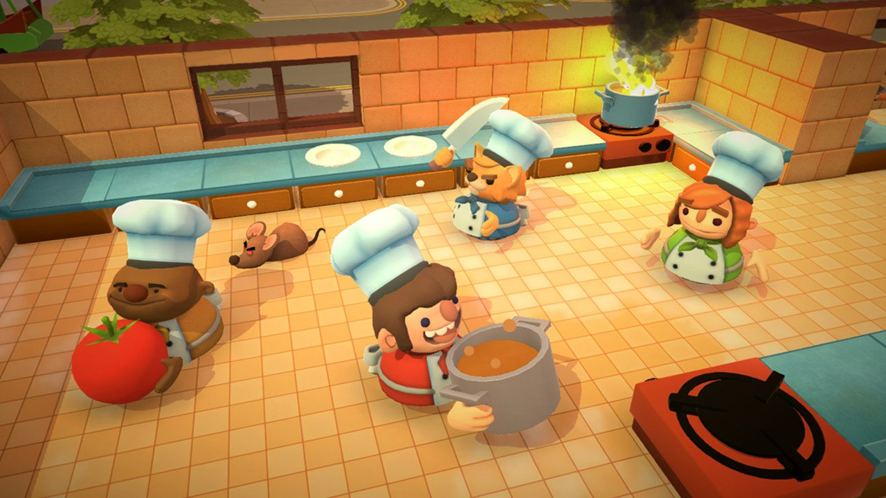 You can nab Overcooked for free on the Epic Games Store screenshot