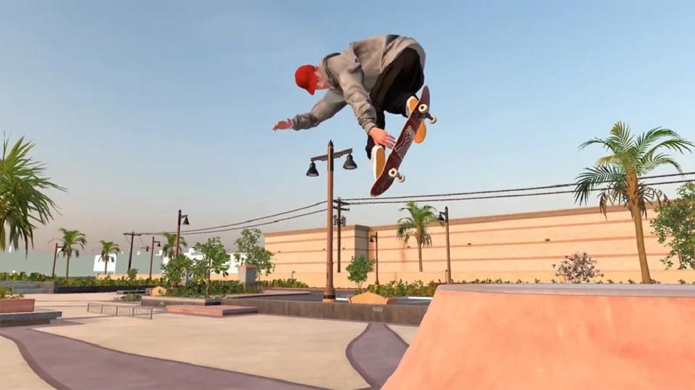 Skater XL launch pushed back to July 28 screenshot