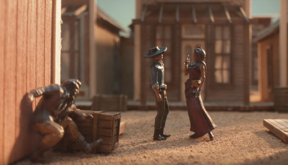 Desperados III trailer features cool miniature dioramas screenshot