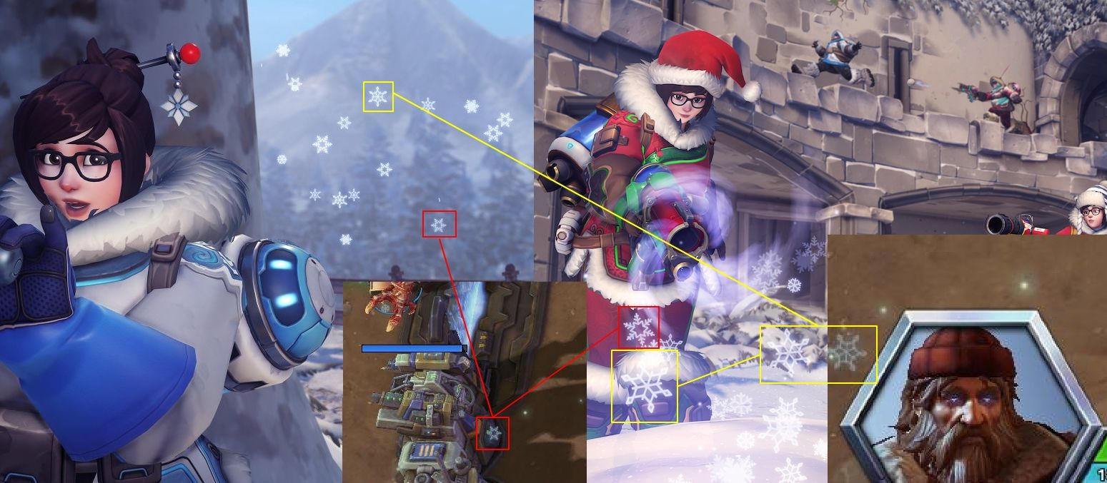 Same tree, same snowflake: Heroes of the Storm players really think Mei is the next character screenshot