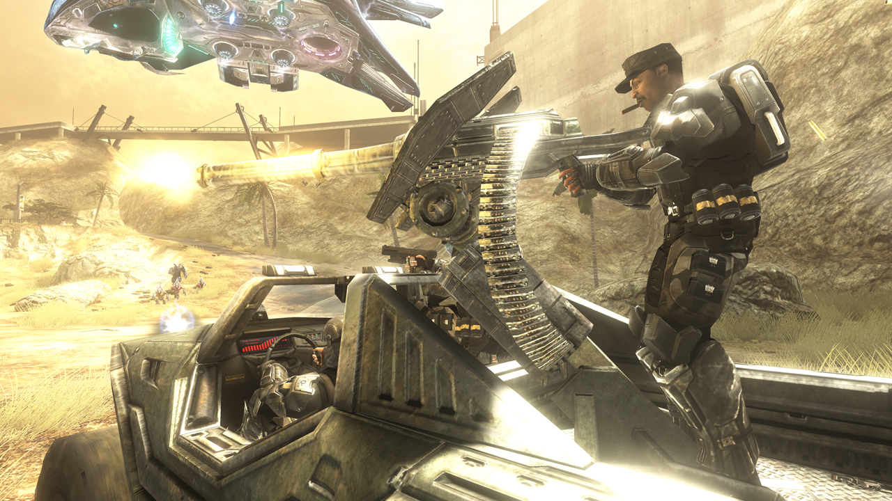 ODST's Firefight finally joins Master Chief Collection this summer screenshot