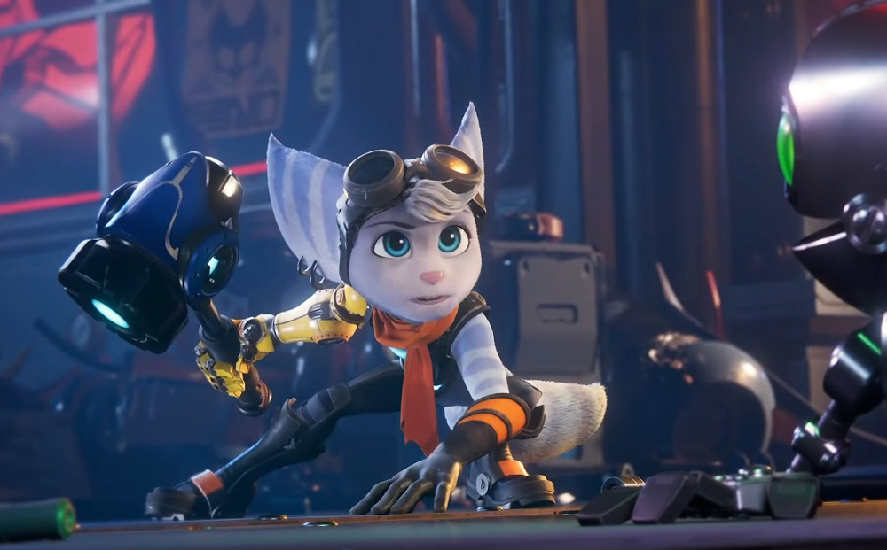 Ratchet & Clank Rift Apart sees the duo's grand return on PS5 screenshot