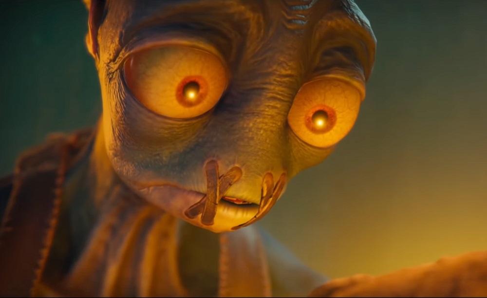 Oddworld Soulstorm will bring Abe's rebellion to PS5 screenshot