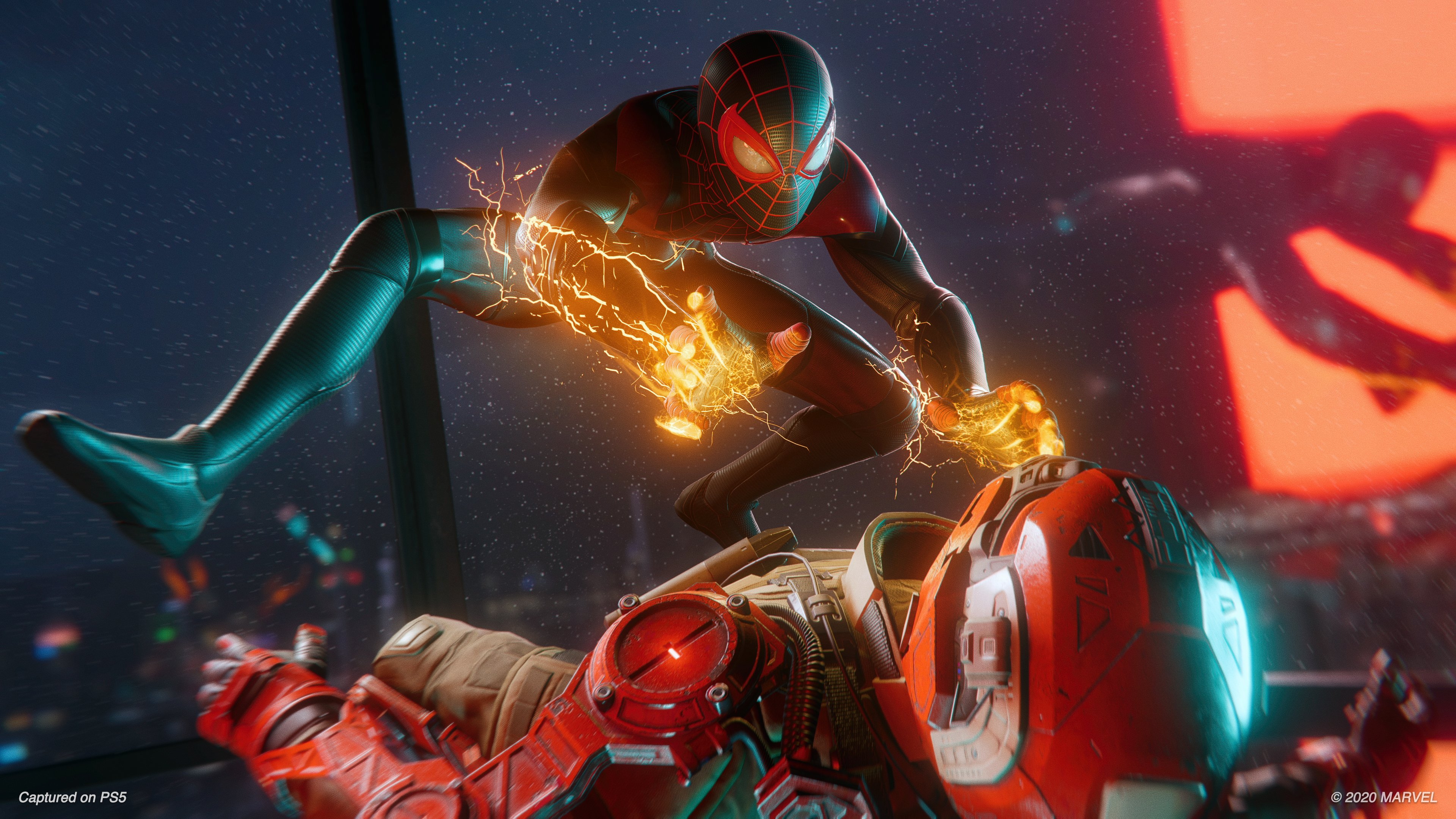 Miles Morales is a PS5 Spider-Man remaster with a new expansion screenshot