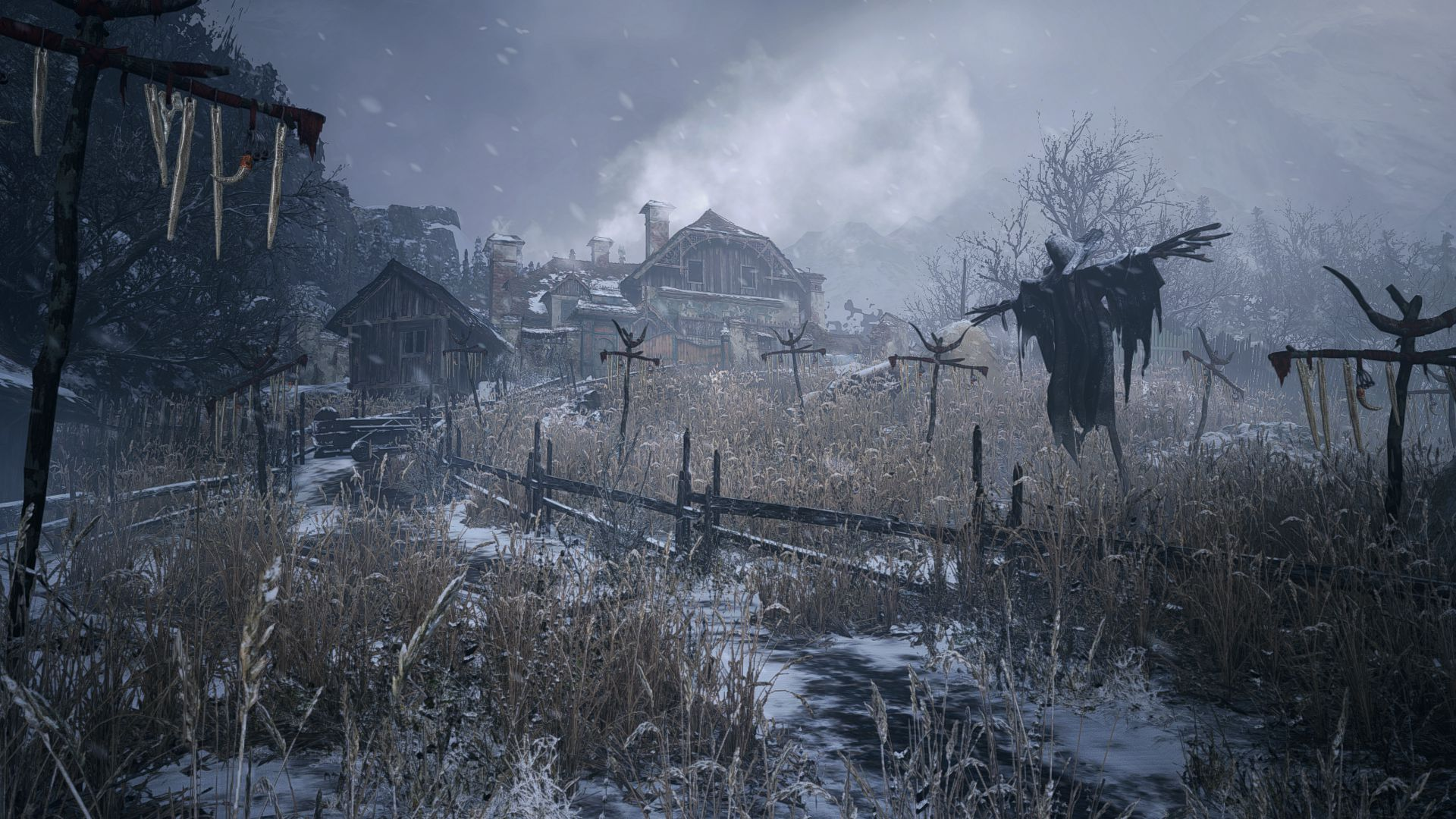 More info about Resident Evil Village is coming during Summer Game Fest screenshot