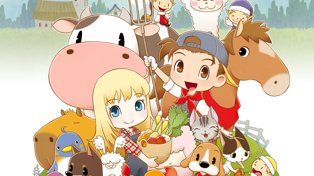 Story of Seasons: Friends of Mineral Town is coming to PC as well as Switch screenshot