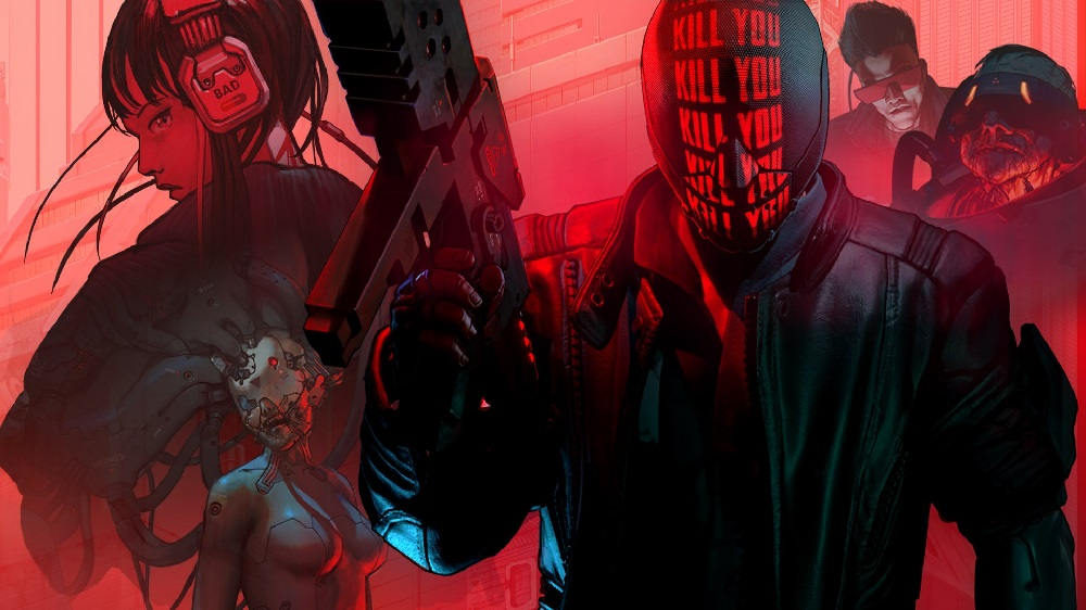 Ruiner comes to Switch guns-blazing on June 18 screenshot