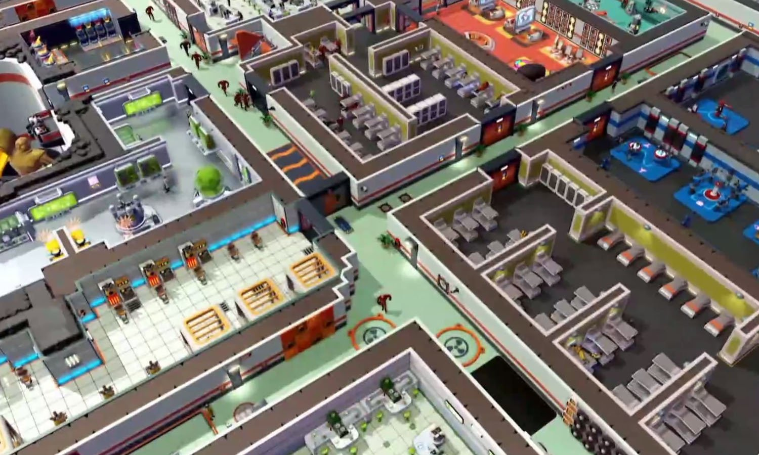 I can't wait to build a dastardly lair in Evil Genius 2: World Domination screenshot