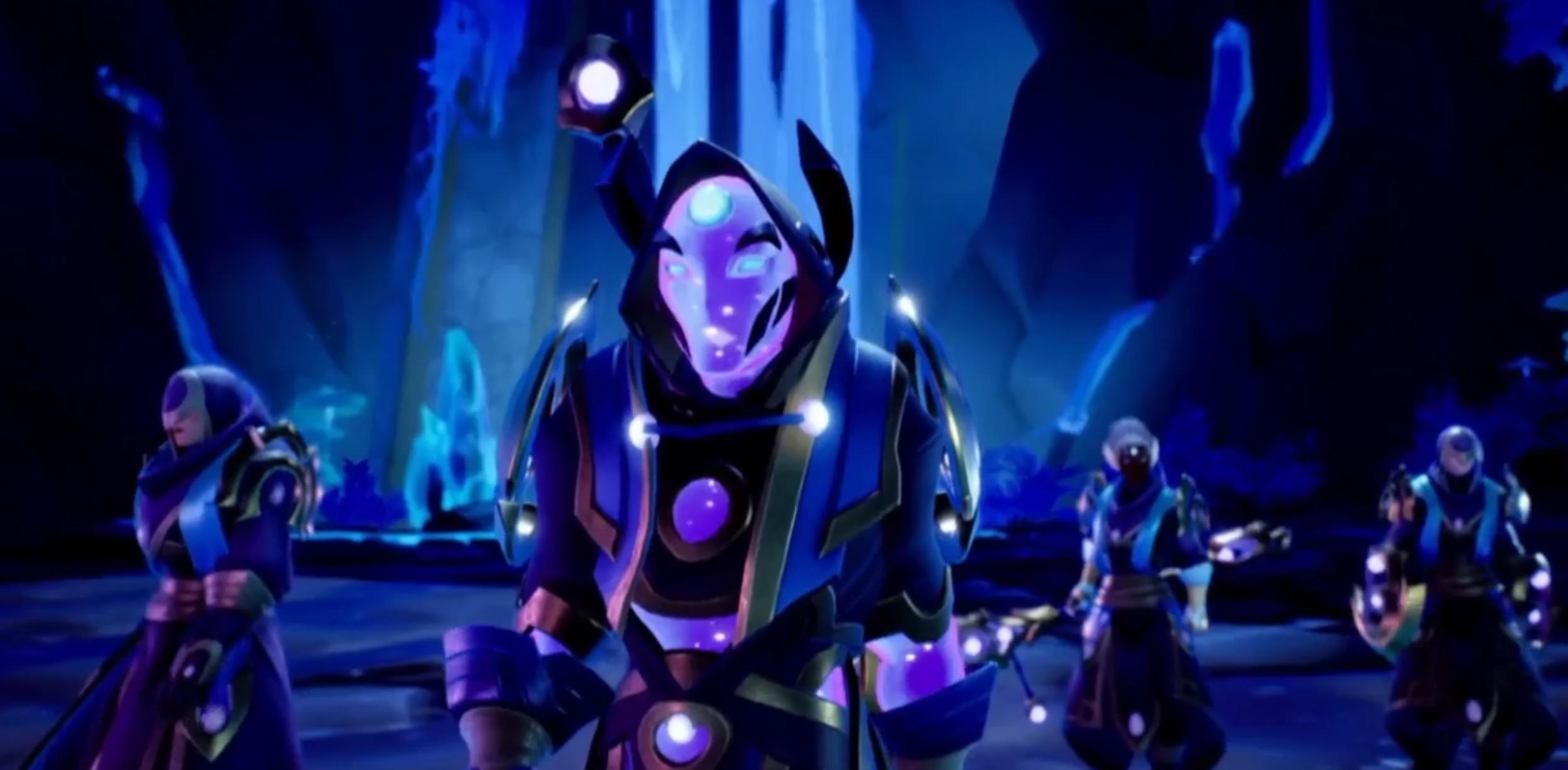 Call of the Void looks like a badass reason to return to Dauntless screenshot