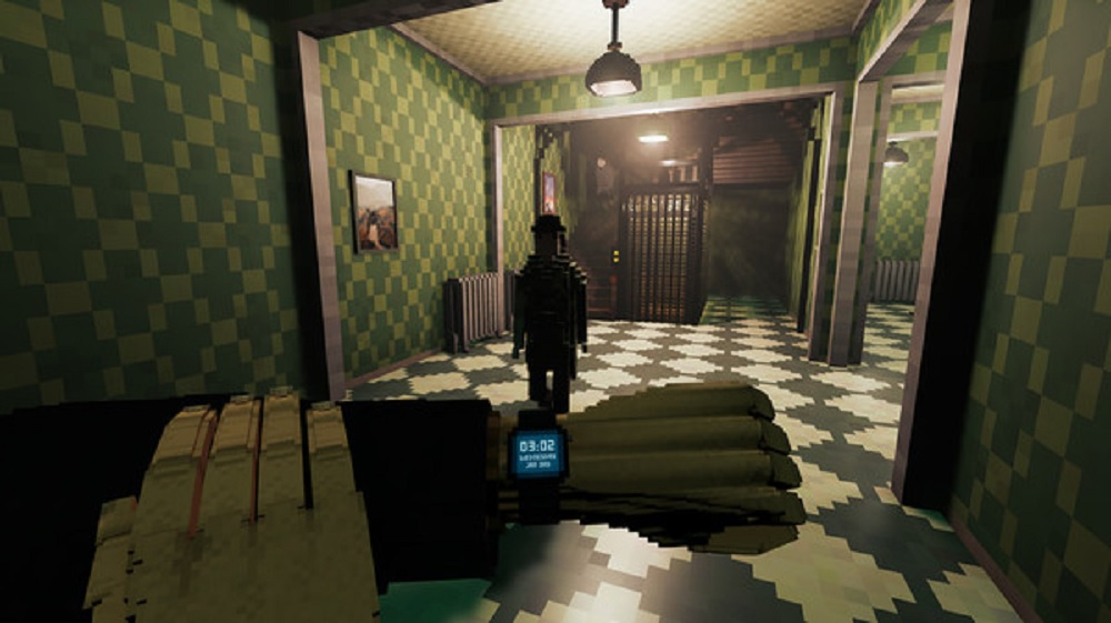 Shadows of Doubt is a noir mystery with a familiar visual style screenshot
