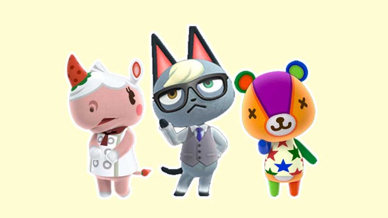 Nintendo says it will start going after people who buy and sell villagers and other Animal Crossing: New Horizons items screenshot
