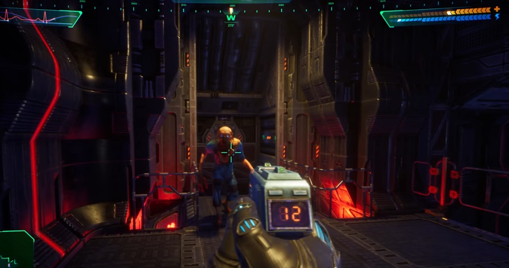 System Shock remake alpha demo available for PC now screenshot