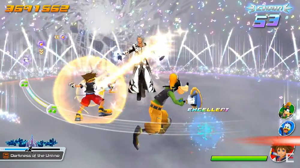 Kingdom Hearts: Melody of Memory announced for PS4, Xbox One, and Nintendo Switch screenshot