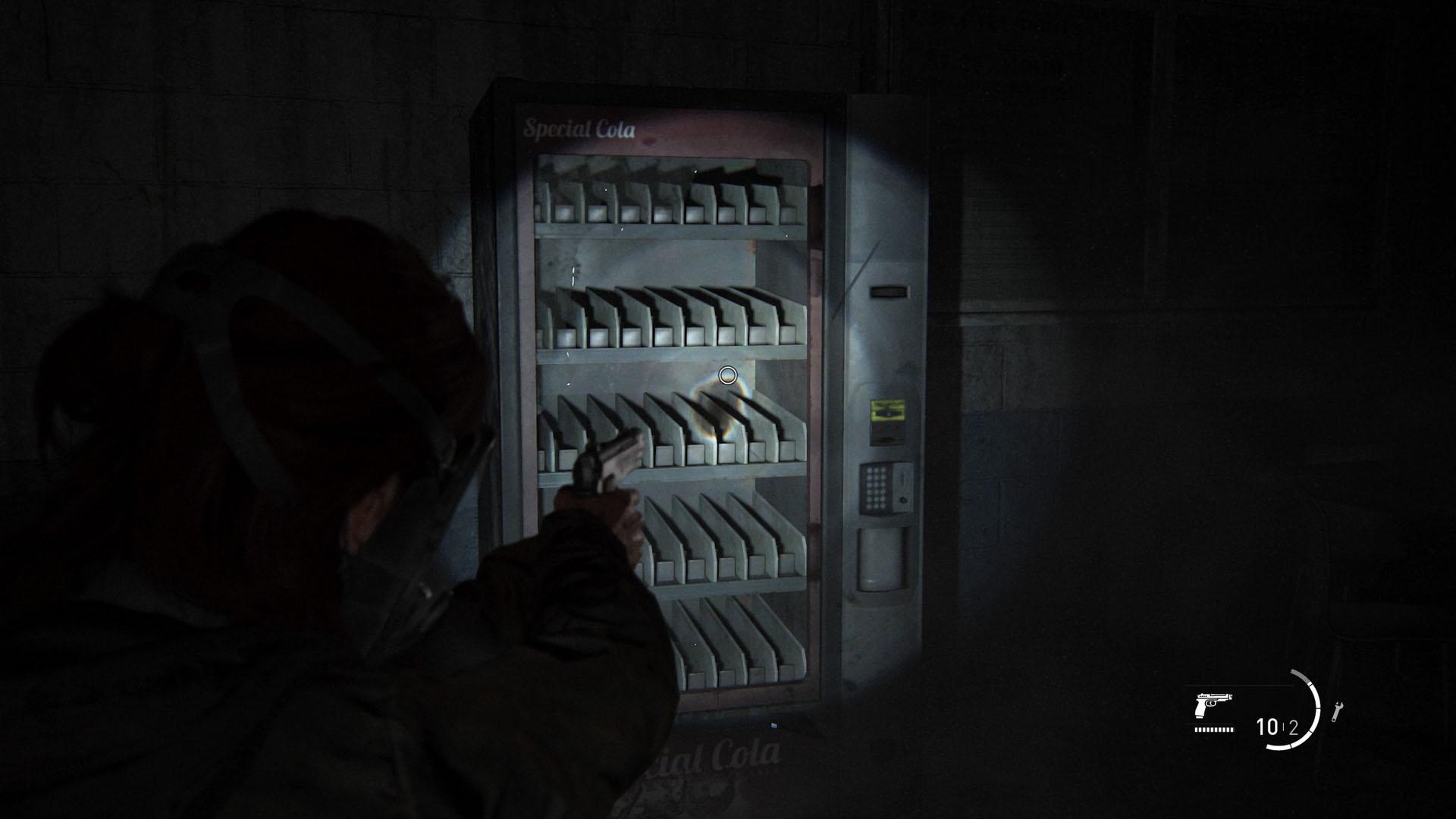Last of Us Part II: How to open the break room door screenshot