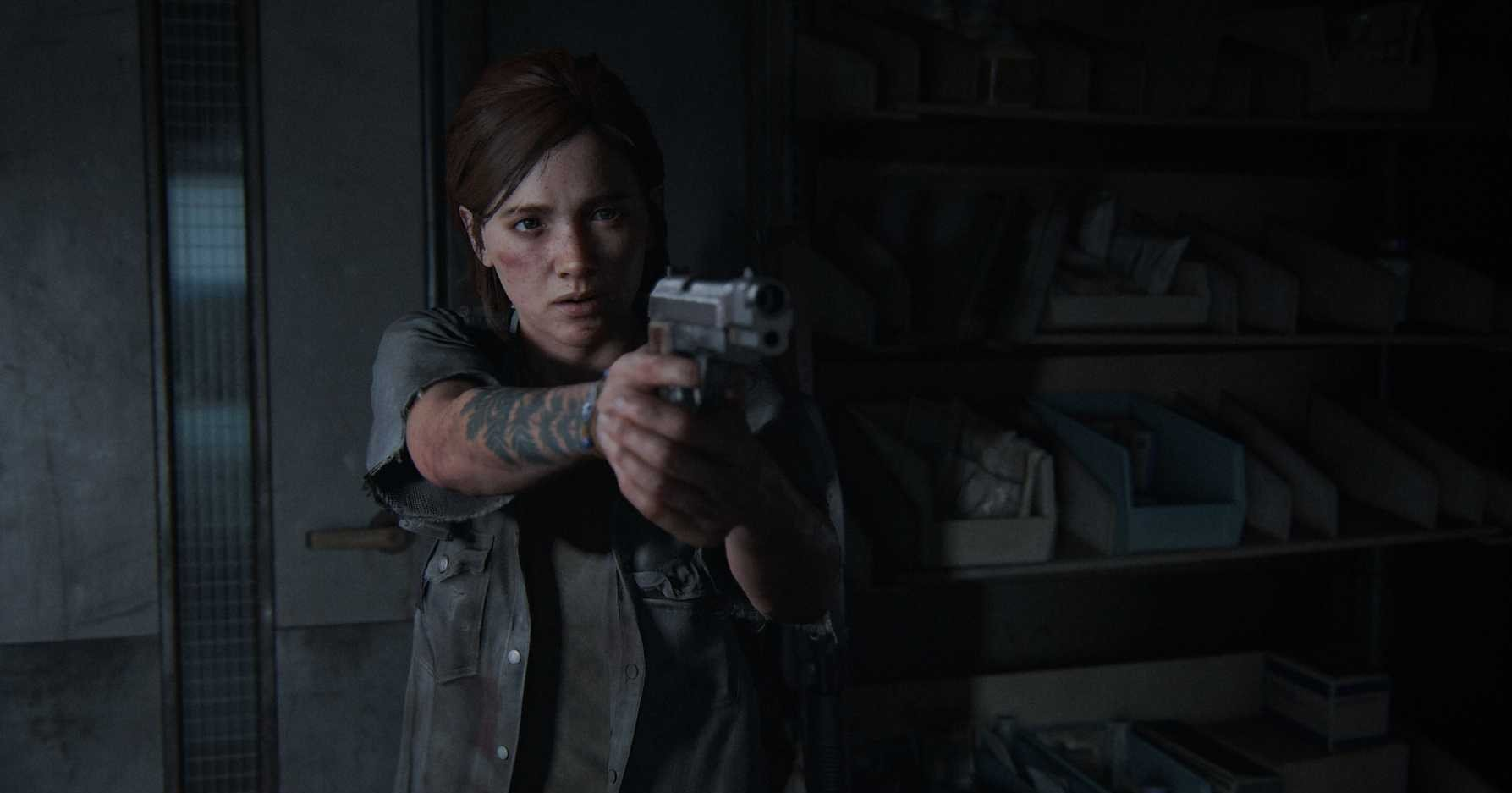 Last of Us Part II: How to open the boathouse safe screenshot